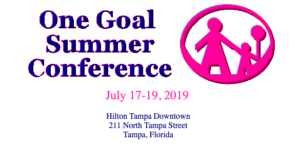 OneGoal Summer Conference Logo